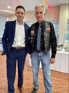 Doug Altman of Bikers for Trump endorses Ryan D Kelley for Michigan Governor